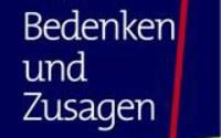 """""""Von Bedenken und Zusagen"""" ,Broschiert: 125 Seiten Verlag: Matthias-Grünewald-Verlag (Februar 2005) Sprache: Deutsch, ISBN-10: 378672539X, ISBN-13: 978-3786725398"""